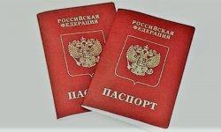 В каком году меняли паспорта старого образца на новый