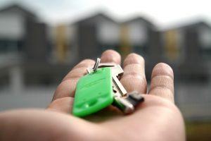 Ключи от ипотечной квартиры